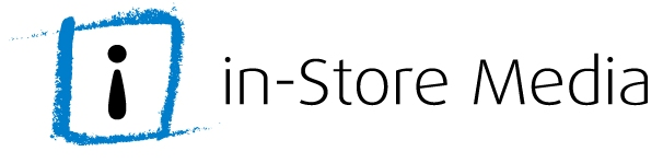 logo in-store media